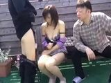 Angry Husband Pimps His Ashamed Japanese Wife To Stranger As A Punishment For Cheating On Him