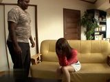 Japanese Girl Didnt Expect Black Guy at This Porn Shooting