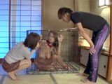 Mistreated Milf Gets Humiliated By Her Perverse Stepson And His Gf