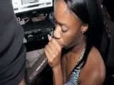 Ebony Girl Is Taking A Good Nice Care Of Her Boyfriends BBC
