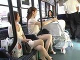 Mom With Baby Stroller Brutally Groped and Fucked By Bunch Of Strangers In Bus